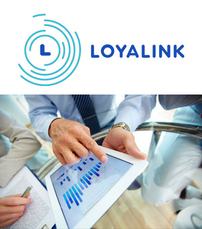 Loyalink screens